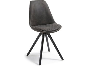 Kave Home - Chaise Ralf graphite