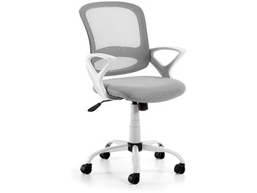 Chaise bureau Tangier gris