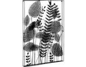 Kave Home - Tableau métallique Denecia 61 x 81 cm
