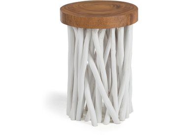 Kave Home - Table d'appoint Drom Ø 45 cm