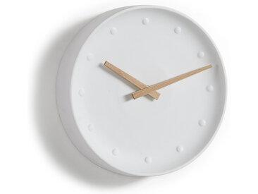 Kave Home - Horloge murale rond Wana Ø 25 cm