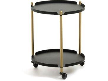 Kave Home - Table d'appoint Maj Ø 42 cm