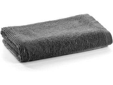Kave Home - Serviette de toilette Miekki gris foncé