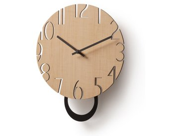 Kave Home - Horloge mural Peters Ø 30 cm