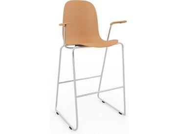 Chaise de bar Hêtre de 49 x 113 x 62 cm au design unique, configurable