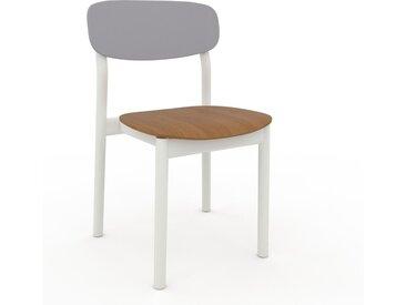 Chaise de salle à manger Chêne de 52 x 82 x 49 cm au design unique, configurable