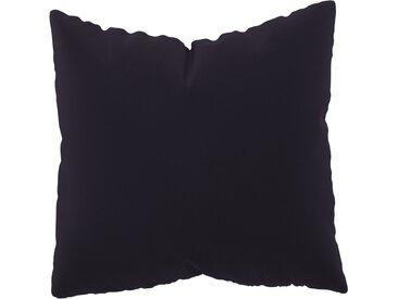Coussin Violet - 50x50 cm - Housse en Velours. Coussin de canapé moelleux