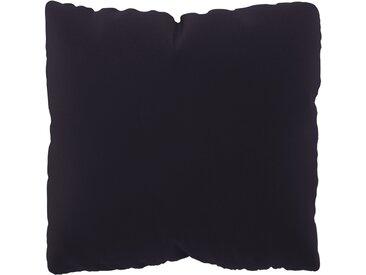 Coussin Violet - 40x40 cm - Housse en Velours. Coussin de canapé moelleux