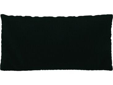 Coussin Vert Sapin - 40x80 cm - Housse en Laine. Coussin de canapé moelleux
