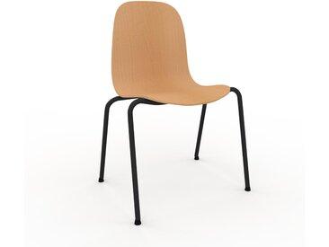 Chaise en bois Hêtre de 49 x 83 x 57 cm au design unique, configurable