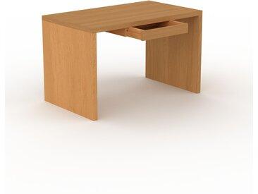 Bureau - Chêne, moderne, table de travail, avec tiroir Chêne - 120 x 75 x 70 cm, modulable
