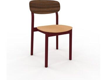 Chaise en bois Hêtre de 52 x 82 x 49 cm au design unique, configurable