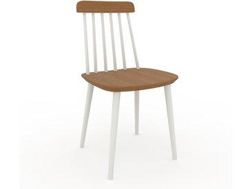 Chaise en bois Chêne de 43 x 82 x 44 cm au design unique, configurable