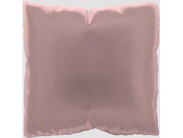 Coussin Rose Bonbon - 40x40 cm - Housse en Velours. Coussin de canapé moelleux
