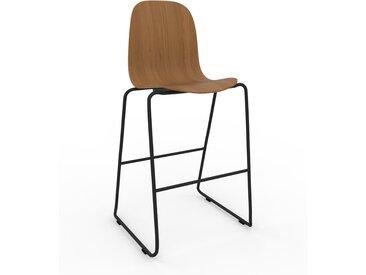 Chaise de bar Chêne de 49 x 113 x 58 cm au design unique, configurable