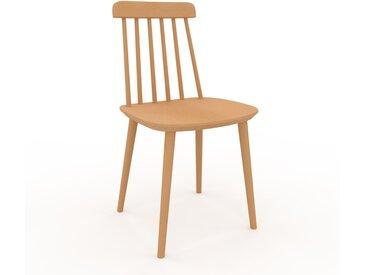 Chaise en bois Hêtre de 43 x 82 x 44 cm au design unique, configurable