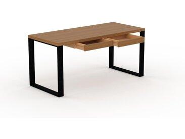 Bureau - Chêne, moderne, table de travail, avec tiroir Chêne - 160 x 75 x 70 cm, modulable
