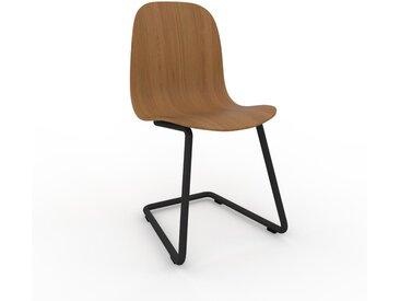 Chaise cantilever Chêne de 49 x 83 x 44 cm au design unique, configurable