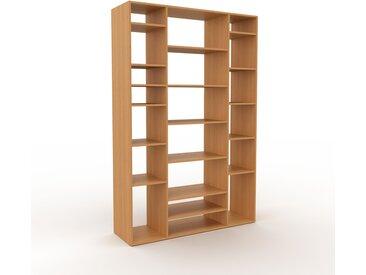 Étagère - Chêne, design, rangements de qualité, fonctionnels - 154 x 233 x 47 cm, configurable
