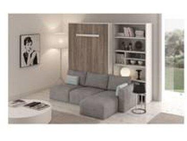 Secret de Chambre Lit Escamotable Canapé Sofa
