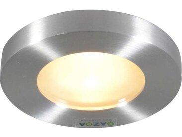 Spot à encastrer Salle de Bain Anex rond aluminium