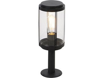 Lampe d'extérieur design noire 40 cm IP44 - Schiedam