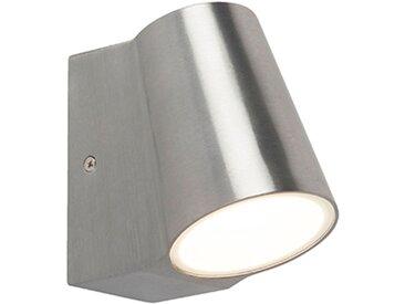 Lampe extérieure moderne en aluminium incl. LED - Uma