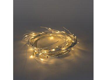 Lumières de Noël Branche de bouleau LED blanc chaud 1.5 mètres