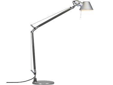 Lampe de table Artemide aluminium réglable - Atemide Tolomeo Tavolo