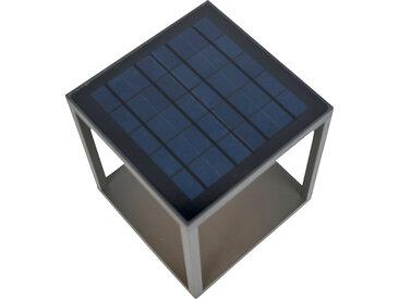 Lampe d'extérieur avec solaire, détecteur de mouvement et interrupteur crépusculaire - Volendam