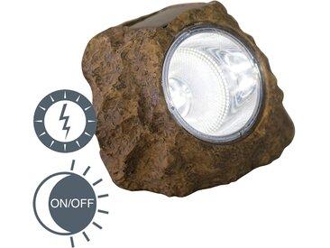 Lampe d'extérieur avec LED sur l'énergie solaire - Rocky