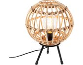 Lampe à poser en bambou - Canna