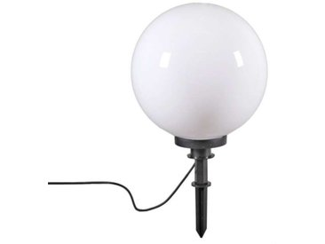 Lampe d'extérieur moderne avec broche de terre 40 cm IP44 - Ampoule
