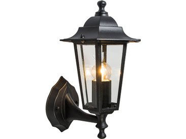 Lampe d'extérieur classique noir IP44 - New Haven up