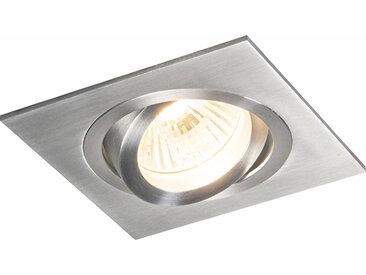 Spot encastrable en aluminium inclinable - Serrure 1