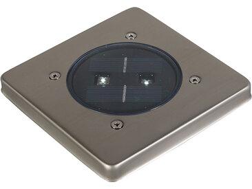 Spot solaire d'extérieur moderne avec carré LED - Erda