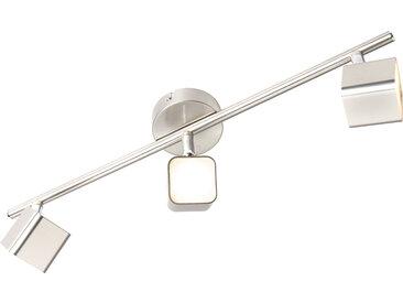Spot de plafond inclinable en acier avec LED - Bart 3