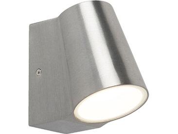 Lampe d'extérieur en aluminium avec capteur lumière-obscurité avec LED - Uma