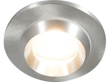 Spot encastré moderne en aluminium IP54 - Spa