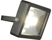 Radiateur moderne noir avec LED 30W - Telix
