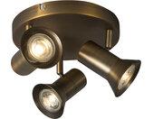 Spot de plafond bronze rotatif et inclinable - Karin 3