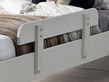 Barrière de lit KIKI blanc