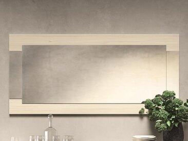 Miroir PEROU 160 cm beige laqué