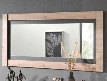Miroir LODU 175 cm carbon/bois marin