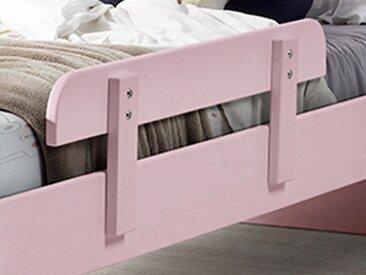Barrière de lit KIKI rose