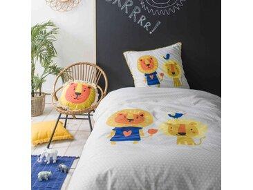 Parure de lit enfant Lion 140x200