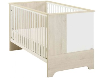 Lit bébé évolutif Sacha 70x140 - Galipette