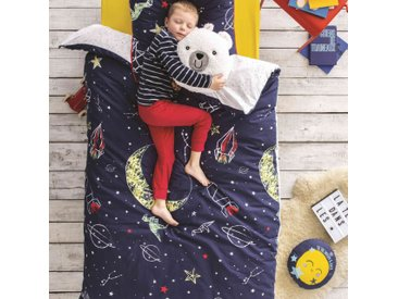 Parure de lit enfant Galaxi 140x200 cm
