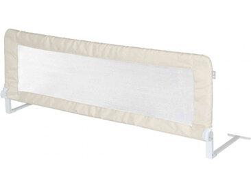 Barrière de lit bébé universelle Beige 150cm