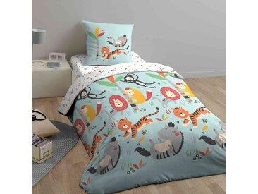 Parure de lit enfant Zonimo 140x200 cm